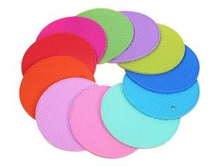 创意硅胶餐垫,隔热垫,锅碗垫,防滑垫7
