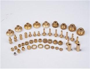 铜牙轮、铜球头