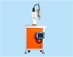 机器人吹气式自动锁螺丝机