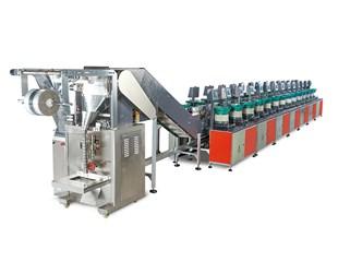 全自动多工位计数包装机