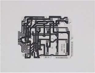 计算器电话机薄膜线路