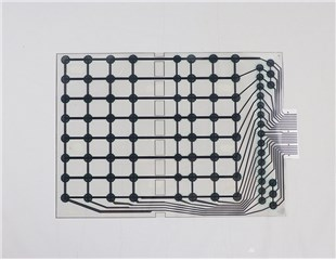 电子书薄膜线路