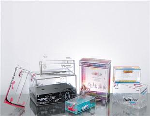 PVC胶盒玩具包装