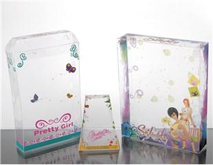 PVC胶盒芭芘花仙子包装